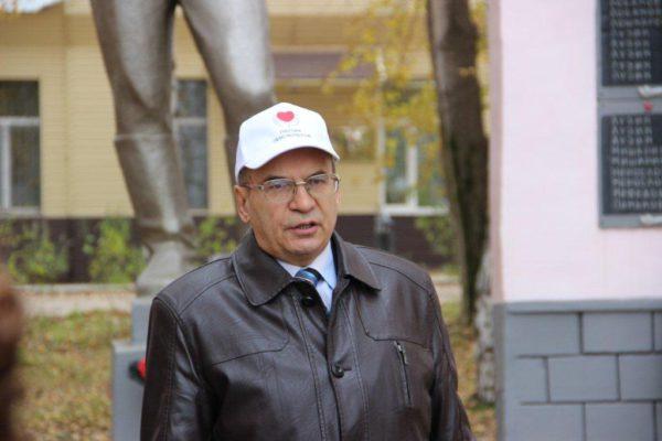 Михаил Иванович Жекин