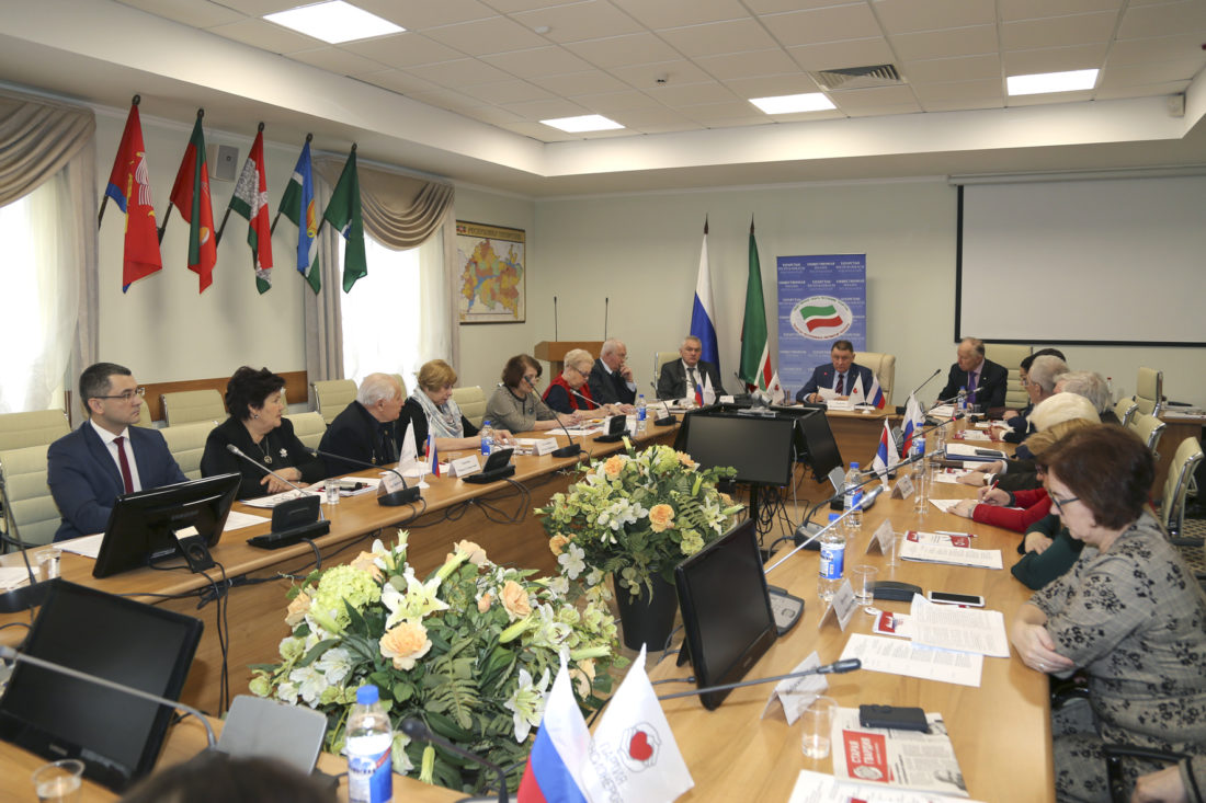 Межрегиональная конференция «Политические и правовые механизмы защиты трудовых прав работников старшего возраста»